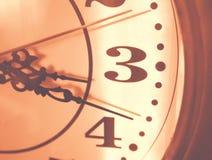 часы ретро Стоковые Фото
