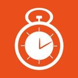 Часы секундомера Стоковые Фото