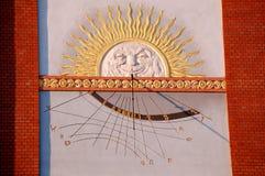 Часы Солнця стоковое фото rf