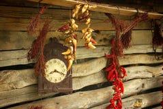часы старые Стоковое Изображение RF