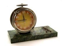 часы старые Стоковая Фотография RF