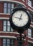 часы старые Стоковая Фотография