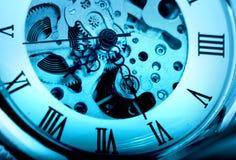 часы старые Стоковое фото RF