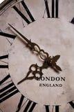 часы старые Стоковые Фото