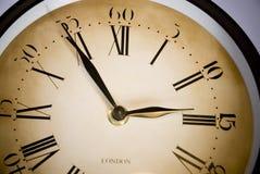 часы старые Стоковые Фотографии RF