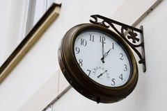 Часы стены стоковые фотографии rf