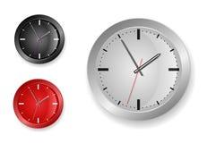 часы стильные Стоковые Изображения RF