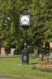 Часы тысячелетия, конец Bourne Стоковое фото RF