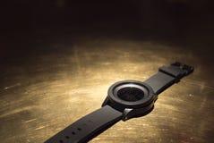 Часы фото дела стоковое изображение