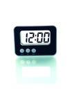 часы цифровые Стоковая Фотография RF
