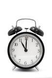 Часы (11 час) Стоковое Изображение