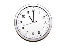 часы 11 o Стоковые Фотографии RF