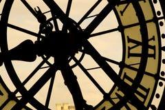 часы Стоковые Фото