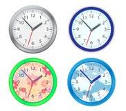 часы 4 Стоковые Изображения