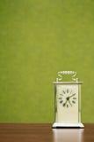 часы 5 время выставок 10 прошлого Стоковое фото RF