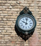 Часы 001 Стоковое фото RF