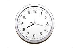 часы 8 o Стоковая Фотография RF