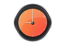 часы 9 o Стоковое Фото