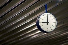 часы 9 o Стоковая Фотография RF