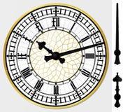 часы ben большие иллюстрация штока