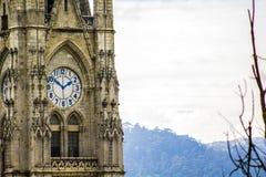 Часы ChurchСтоковая Фотография