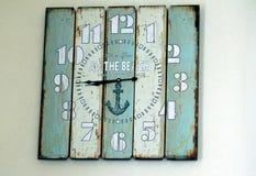 Часы Driftwood Стоковое фото RF