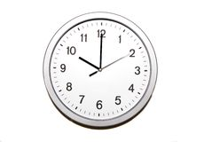 часы o 10 Стоковые Изображения RF