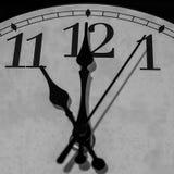 Часы ` 11 o Стоковая Фотография
