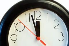 часы o 12 Стоковые Изображения