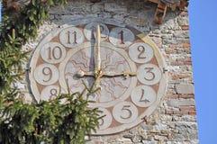 часы o 3 Стоковые Фото