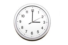 часы o 3 Стоковое Изображение RF