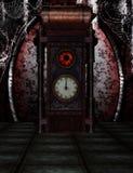Часы Steampunk Стоковые Изображения