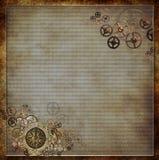 Часы Steampunk Стоковое фото RF