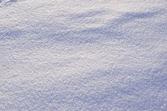 Час сини картины снега стоковое фото