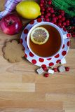 Чашек чаю Стоковые Изображения