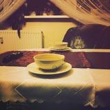 Чашек чаю Стоковое Фото