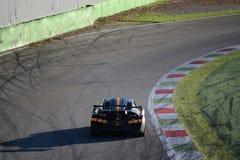 Чашка автомобильная Lamera Монца 2014 8 часов участвует в гонке стоковое фото rf