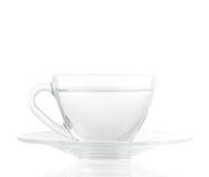 Чашка воды Стоковые Изображения