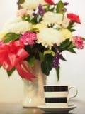 Чашка влюбленности стоковая фотография rf