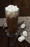 Чашка горячего какао с зефирами Стоковые Фотографии RF