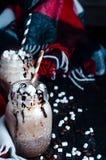 Чашка горячих какао или кофе Стоковые Изображения
