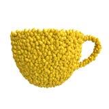 Чашка груш Стоковая Фотография RF
