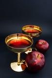 Чашка золота Стоковое фото RF