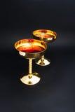 Чашка золота Стоковое Фото