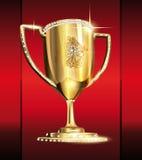 Чашка королевских игр и чемпионата мира Стоковая Фотография RF