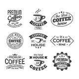 Чашка кофе для знака магазина или магазина, кафе бесплатная иллюстрация