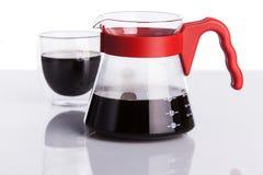 Чашка кофе и chemex Стоковое Фото