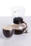 Чашка кофе и chemex Стоковые Фотографии RF