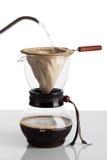 Чашка кофе и chemex Стоковое Изображение