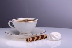 Время для чашки кофе Стоковая Фотография RF